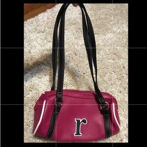Handbags - Faux leather 'r' purse